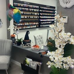 Sayli'Nail and Beauty Bar, 5545 sw 8 st, Suite 206, Miami, 33134