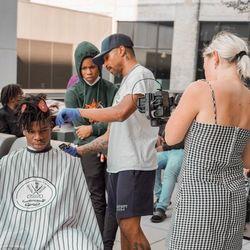 Chris @ Oasis Grooming Barber and Beauty Spa, 2662 US-51, Hernando, 38671