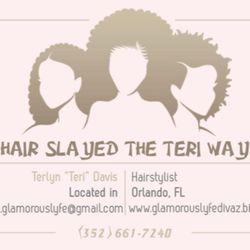Hair Slayed The Teri Way, 6117 Silver Star Rd, 17, Orlando, 32808