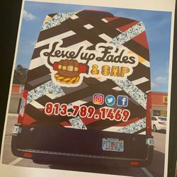 Level Up Fades, 2001 B South Chruch ave, Tampa, 33679