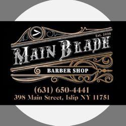 Main Blade Barbershop (Andrés), 398 Montauk Hwy, Islip, 11751