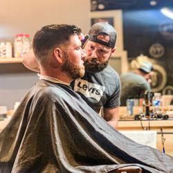 "Darrel ""The ramblin barber"", 531 S Chapel St, Landis, 28088"