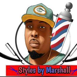 Stylesdabarber @ Thunder Cutz Barber Shop, 1625 north meridian ave, Thunder Cutz barbershop, Oklahoma City, 73127