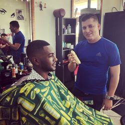 Roibert The Barber, S John Young Pkwy, 5227, Orlando, 32839