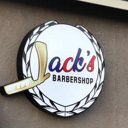 Jack's Barbershop, 1153 West Main Street, Turlock, 95380