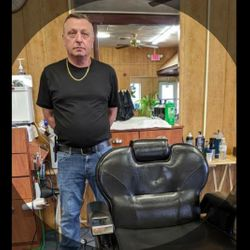 Robert Cahill - Barbering By Jeannie