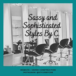 Sassy and Sophisticated Styles, LLC, Fredericksburg, VA, 22407