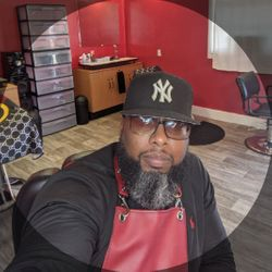 Bossman The Barber @ First Familee Barbershop, 185 N Wilson Rd, Radcliff, 40160