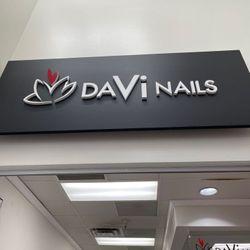 Davi nails, Gibsonton Dr, 9205, Inside Walmart, Pharmacy door, Gibsonton, 33534