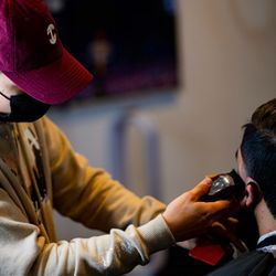 Levels Barbershop, 902 Washington St, Oakland, 94607