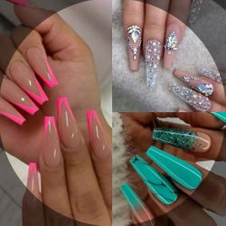 Nails By Toya, 170 W 1st St, Mt Vernon, NY 10550, Justin's Hair Studio And Nails Sap, Mt Vernon, 10550
