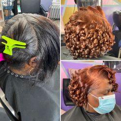 Dessi's Hair Rose, E 75th St, 741, Suite 6, Chicago, 60619