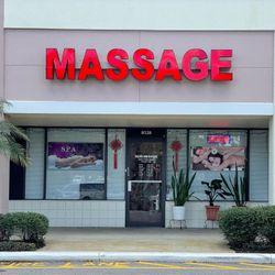 Golden June Massage & Spa, 8528 palm parkway, Orlando, 32836