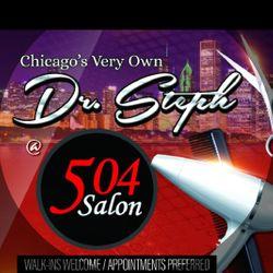 Dr Steph @ 504 Salon, 1060 N Main St, #108, Euless, 76039