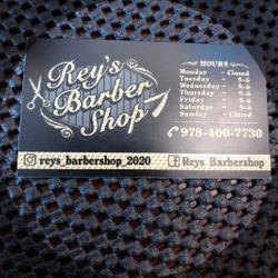 Rey's Barbershop, Airport Rd, 23, Fitchburg, 01420