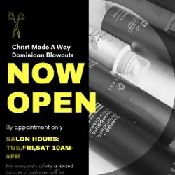Dominican Blowouts, Old Richmond Rd, 499, Suite 300, Port Wentworth, 31407