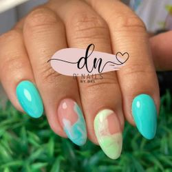 D'nails by Del, PR-837, Guaynabo, 00971