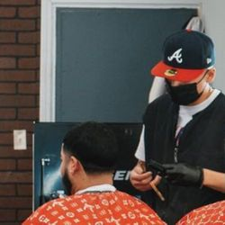 Anthony the Barber@ Traditions 55th, 5536 S. Pulaski, Chicago, 60632