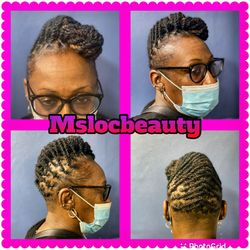 Locbeauty Hair Studio, Martin Luther King Jr Hwy, 5930, Capitol Heights, 20743