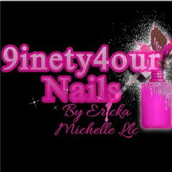 9inety4our Nails By Ericka Michelle, Elgin, Elgin, 60120