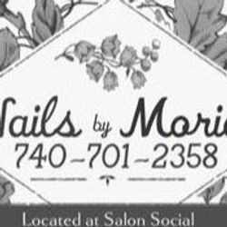 Nails By Moriah, 12 Health Drive, Chillicothe, 45601