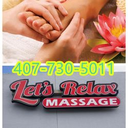 Let's Relax Massage Spa, 8204 Crystal Clear Ln Unit #1500, Orlando, FL, 32809