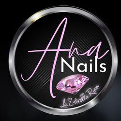 """Ana nails  """"La Estrella Rosa """", W Linebaugh Ave, 2321, Tampa, 33612"""
