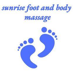 sunrise foot and body massage, 1741 n university dr, Plantation, 33322