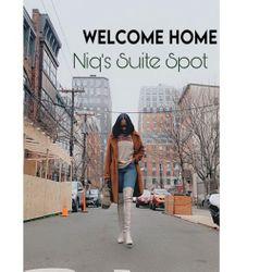 Niq's Suite Spot, Glenridge Ave, 41, Montclair, 07042