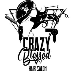 Crazy Blessed Hair Salon, 4012 Brown St, Anderson, 46013