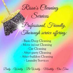 Rissa's Cleaning Service, Fort Wayne, Fort Wayne, 46816