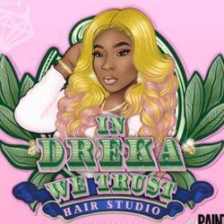 In Dreka We Trust Hair Studio, 10069 N Florida Ave, Tampa, 33612