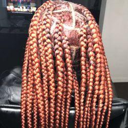 Beautiful Braids By Jaz, W 35th Ave, Gary, 46408