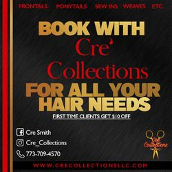 Cre Collections LLC, 6623 S Champlain Ave, Chicago, 60637