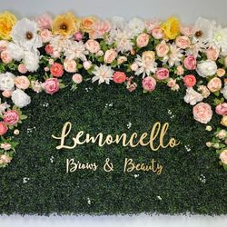 Lemoncello Brows and Beauty, 1909 Meyers road, Suite 119, Suite 119, Oakbrook terrace, 60181
