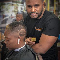 Negron Barber, South Blvd, 6107, Charlotte, 28217
