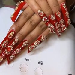 Nailed by mikaveli, N Dixon Ave, Tampa, 33604