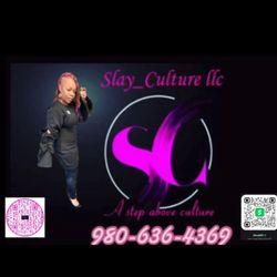 Slay _Culture Llc, Crisman St, 2801, Suite 302, Charlotte, 28208