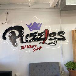 Puzzles Barbershop (DaBarberLalo), El Camino Ave, 2124, Sacramento, 95821