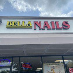 Bella Nails & Spa, 2263 e bearss ave, Tampa, 33613