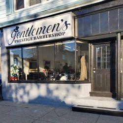 Johnny Scherrer Gentlemen's Prestige Barbershop, Abbott Rd, 682, Buffalo, 14220