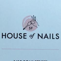 Sf House of Nails Pierce, 3231 Pierce St, San Francisco, CA, 94123
