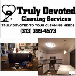 Truly Devoted Cleaning Services, Servicing Detroit and Surrounding Areas, Wayne, Macomb, and Oakland Counties, Ecorse, 48229