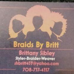 Braids By Britt, Parkway Courts, Normal, 61761