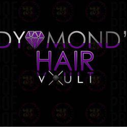Dyamonds Hair vault, Gentian Blvd, 3401, Columbus, 31907
