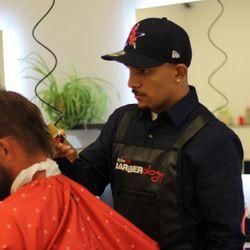 Fizzle (Danny) - Royal Clippers Barbershop
