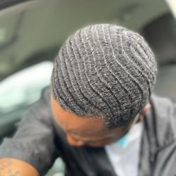 Sliced By Snipes (TSnipes) @New Vision Barbershop, 9360 s halsted, Chicago, 60620