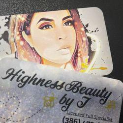 Highness Beauty, 210 Butter Hill Dr, DeLand, 32724