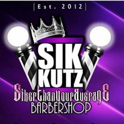 Zack @ Sik Kutz Barbershop, 123 W Gulf Ave, Baytown, 77520
