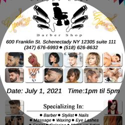 Clipps Edge Salon and Spa, Franklin St, 600, 111, Schenectady, 12305